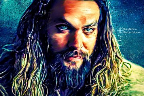 Aquaman Eyes
