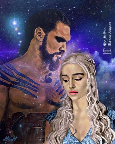 Dany Drogo WM Blue