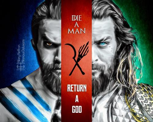 Die a Man, Return a God WM